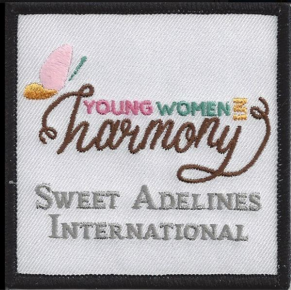 YWIH Girl Scout Badge