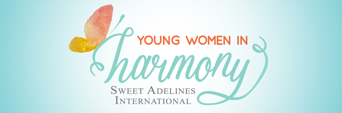 Young Women In Harmony - Logo